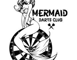 #32 for Design a Logo for MERMAID DART CLUB af rijulg