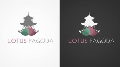 Nro 13 kilpailuun Design a Logo for a shop called LOTUS PAGODA käyttäjältä picitimici