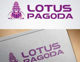 #36 for Design a Logo for a shop called LOTUS PAGODA af designblast001