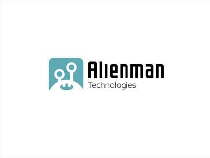Penyertaan Peraduan #44 untuk Design a Logo for Alienman Technologies