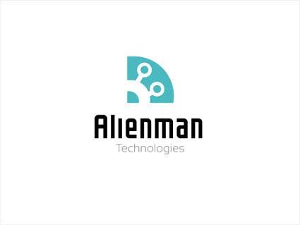 Penyertaan Peraduan #47 untuk Design a Logo for Alienman Technologies