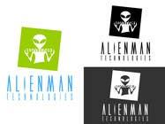 Graphic Design Entri Peraduan #25 for Design a Logo for Alienman Technologies