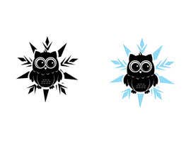 rajibdebnath900 tarafından Need some loving snowflake+owl graphics for my wedding için no 35