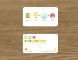 #483 , Logo Design for Zilver Ideas 来自 Zehbr