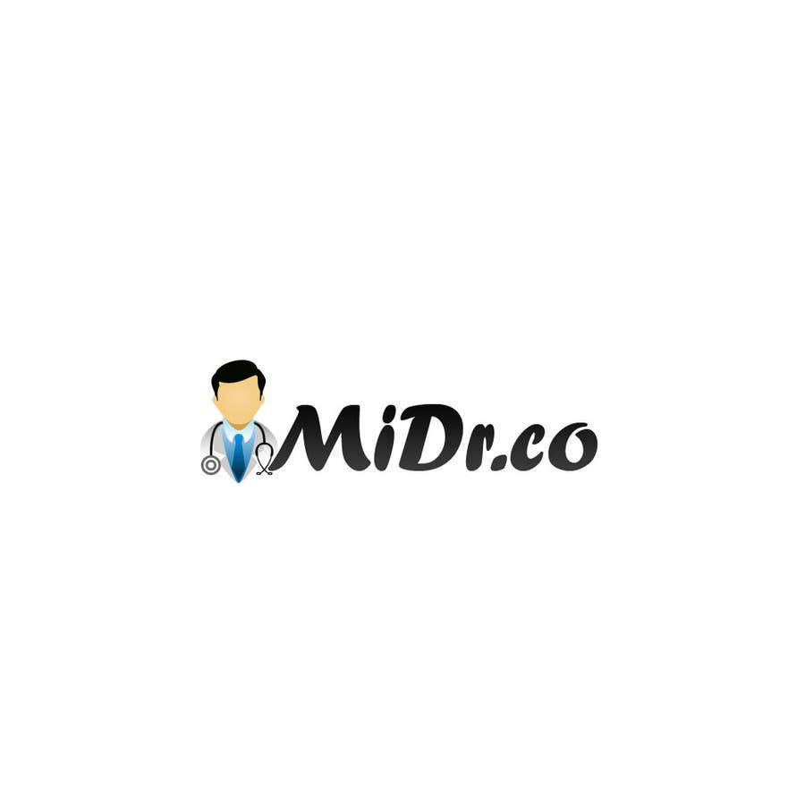 #13 for Design a Logo for MiDr.co (My doctor) by aryamaity