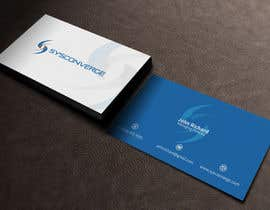 #79 untuk Design some Business Cards for Sysconverge oleh toyz86