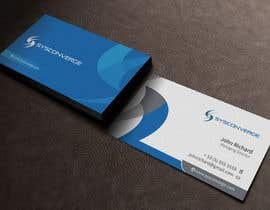 #82 untuk Design some Business Cards for Sysconverge oleh toyz86