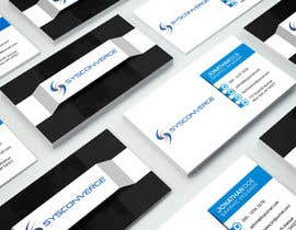 #96 untuk Design some Business Cards for Sysconverge oleh shohaghhossen