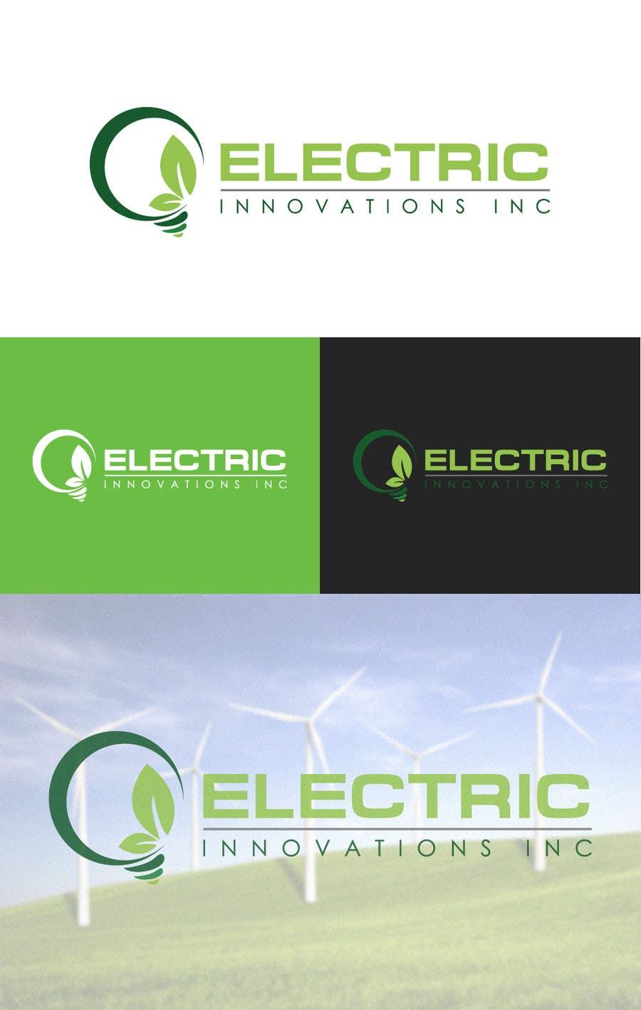 Konkurrenceindlæg #220 for Design a Logo for Electric Innovations Inc.