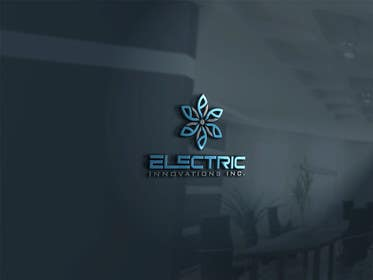 #168 untuk Design a Logo for Electric Innovations Inc. oleh thelionstuidos