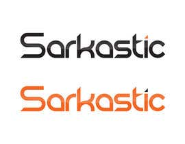 #29 for Design a Logo for Sarkastic by HammyHS