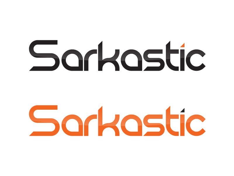 Proposition n°30 du concours Design a Logo for Sarkastic