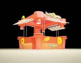 #46 untuk Redesigning Fast Food Kiosk oleh ehab288