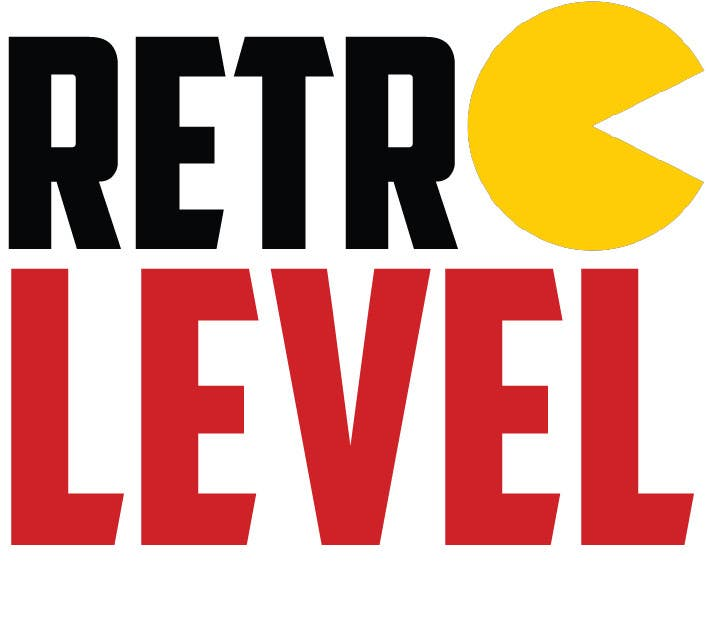 Entry #34 by briangeneral for Design a Logo for «Retro Level