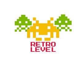 #14 for Design a Logo for «Retro Level» (retro gaming website) af robota1975