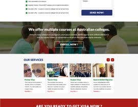 #17 cho Home page redesign by making it sales-focused (legal services). bởi gravitygraphics7