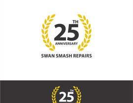#56 untuk 25th Anniversary Logo oleh asadhanif86