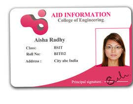 #54 for College ID Card design by KhawarAbbaskhan