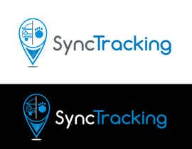 #69 para Logo Design for Sync Tracking por gurmanstudio