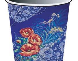 Nro 10 kilpailuun Reusable coffee cup and lid design käyttäjältä elliondesignidea