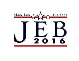 #118 for Redesign the campaign logo for U.S. presidential candidate Jeb Bush by ToDo2ontheroad