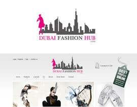anamiruna tarafından Design a Logo for DubaiFashionHub.Com için no 88