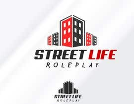#109 untuk Design a Logo for StreetLife Roleplay oleh SCREAMSAM