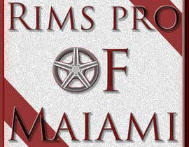 #26 for Design a Logo for Rims Pro of Miami af devaltor