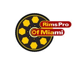#28 for Design a Logo for Rims Pro of Miami af Toy20