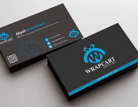 #17 para Design some Business Cards for Wrapcart.com por rahabikhan