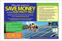 Graphic Design Contest Entry #21 for Advertisement Design for Goodhew Solar & Electrical