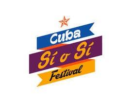 "#53 for Design a Logo for ""Cuba - Sí o Sí - Festival"" af madartboard"