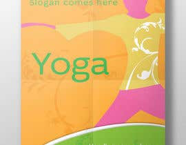 #1 for Design a Flyer (Poster) for a Yoga Travel Company af ZeeshanChangezi