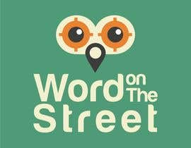 #63 untuk Word on The Street Logo oleh ligichriston