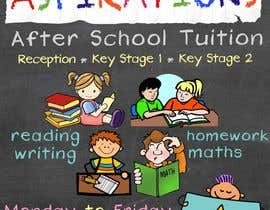 del15691987 tarafından flyer for a after school tuition. için no 3