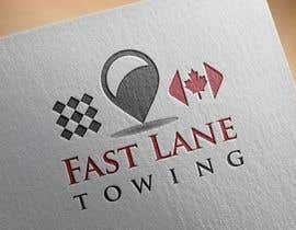 #22 untuk Design a Logo for Fast Lane Towing oleh dreamer509