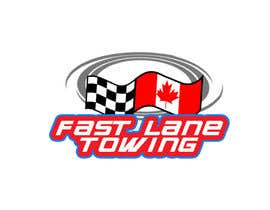 #38 untuk Design a Logo for Fast Lane Towing oleh ideafuturot