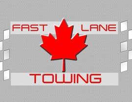 winkalx tarafından Design a Logo for Fast Lane Towing için no 13