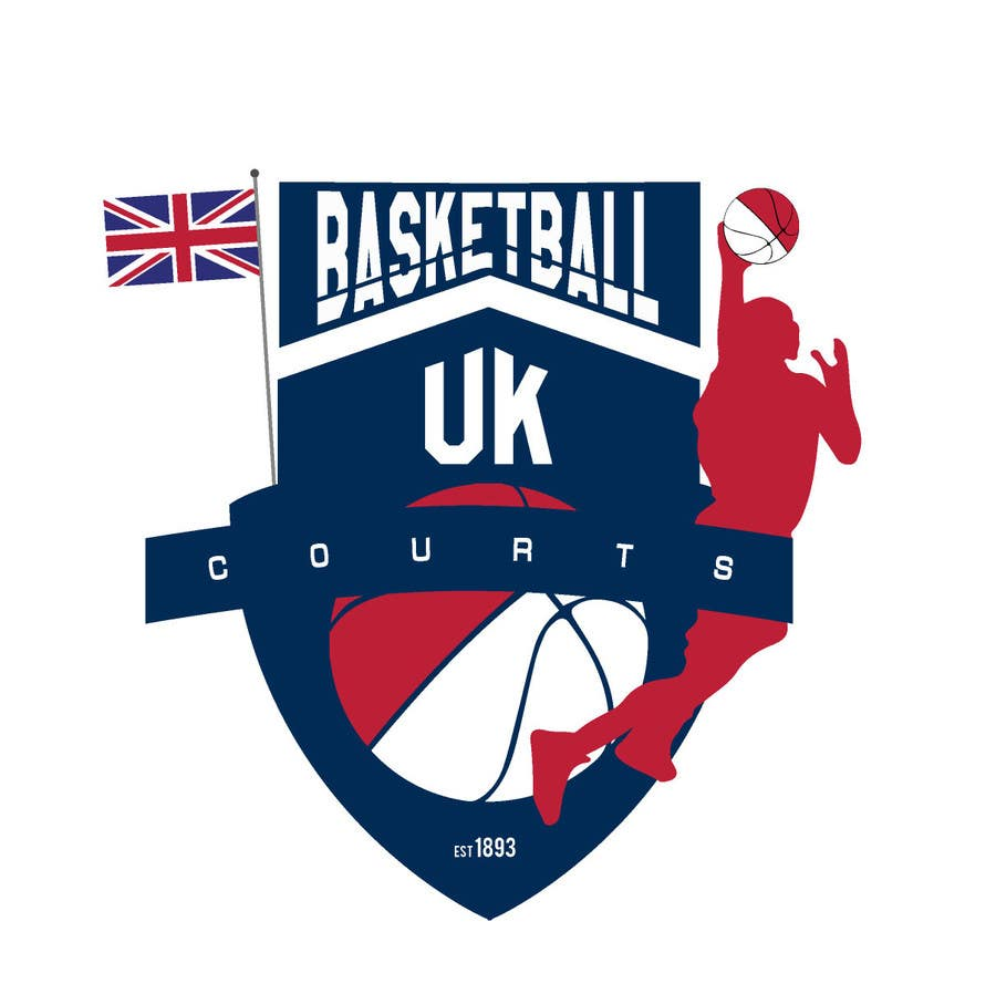 Bài tham dự cuộc thi #8 cho Design a Logo for ukbasketballcourts.com