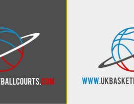#4 for Design a Logo for ukbasketballcourts.com af nicoabardin