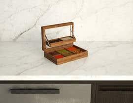 #21 cho Design me a Product for a spice rack bởi emregoktay