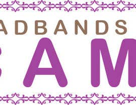 #16 for Design a logo for Headbands by Cami by Prsakura