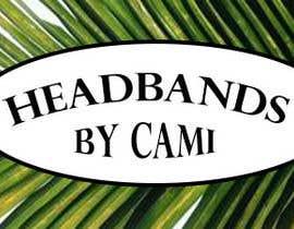 SilvinaBrough tarafından Design a logo for Headbands by Cami için no 13
