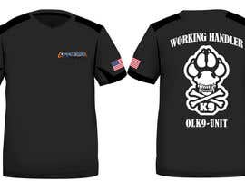 #22 cho Design a T-Shirt for Off Leash K9 Training bởi nikolaipurpura