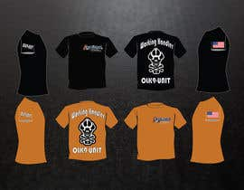 #31 untuk Design a T-Shirt for Off Leash K9 Training oleh RMA95