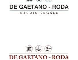 Nro 13 kilpailuun Design a logo for a law firm käyttäjältä marciano87