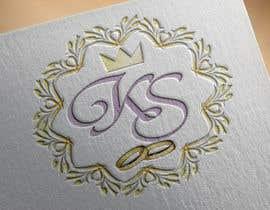Nro 40 kilpailuun SK wedding monogram käyttäjältä open2010