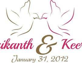 #33 for SK wedding monogram by kushallalan31