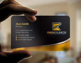 #126 untuk Design some Business Cards for Rebounce oleh imtiazmahmud80