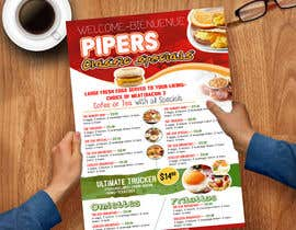 #4 cho Design a Restaurant Menu For Breakfast bởi ramandesigns9